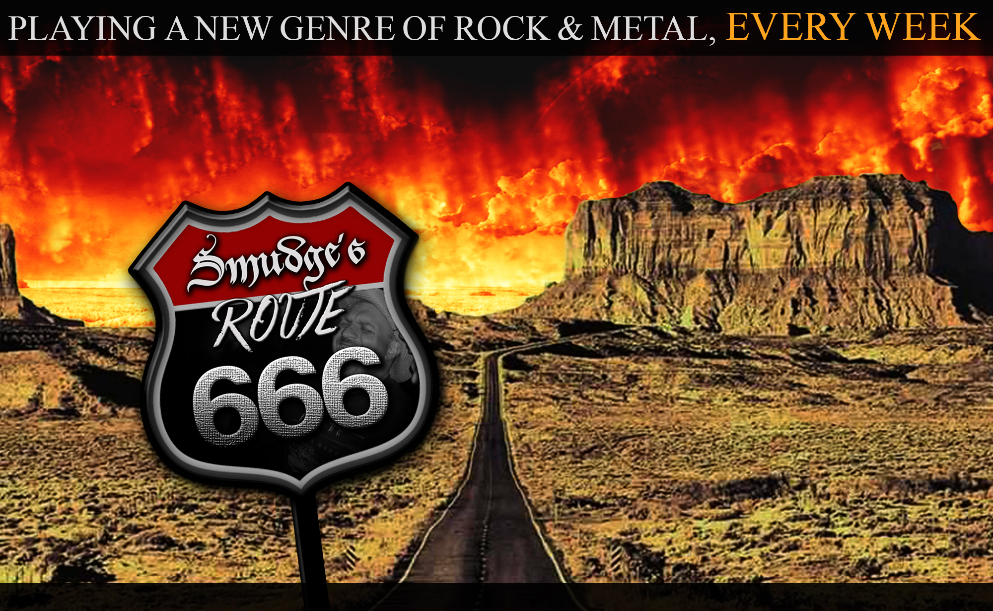 Route 666 23.10.17 AOR - Melodic Rock