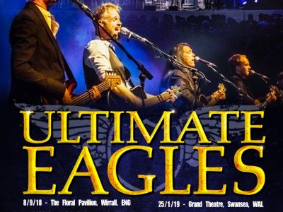 The Eagles 2019 Uk Tour Tickets